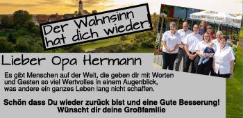 Anzeige Hermann Häberle