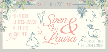 Anzeige Sven & Laura
