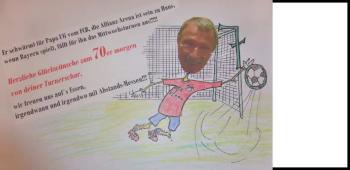 Anzeige Rolf Kletzander