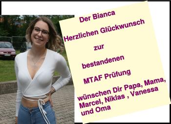 Anzeige Bianca Waidosch